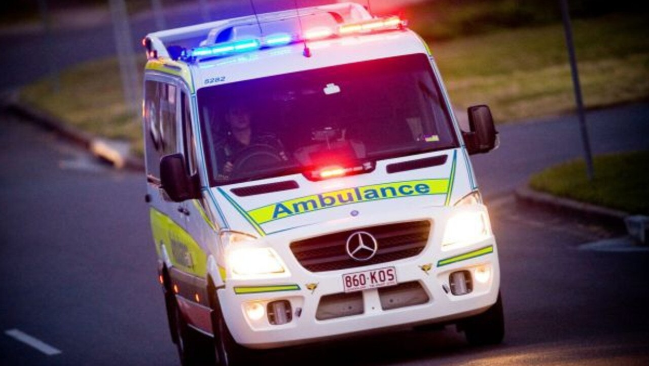 QAS transported a female patient in a stable condition to Bundaberg Hospital.