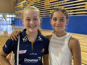 SEE THE PICS: Lightning inspire next netball generation