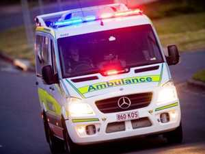 Young man injured in D'Aguilar Highway crash