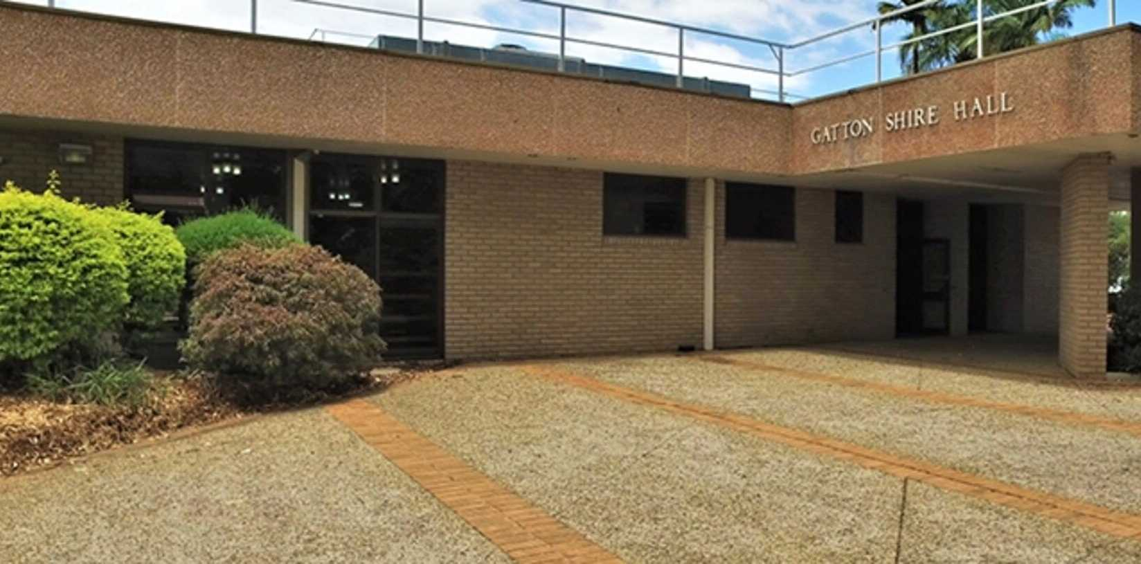 Refurbishment works on the Gatton Shire Hall are set to commence this month. Photo: Lockyer Valley Regional Council.