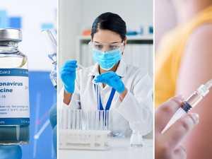 Health expert debunks COVID vaccine concern