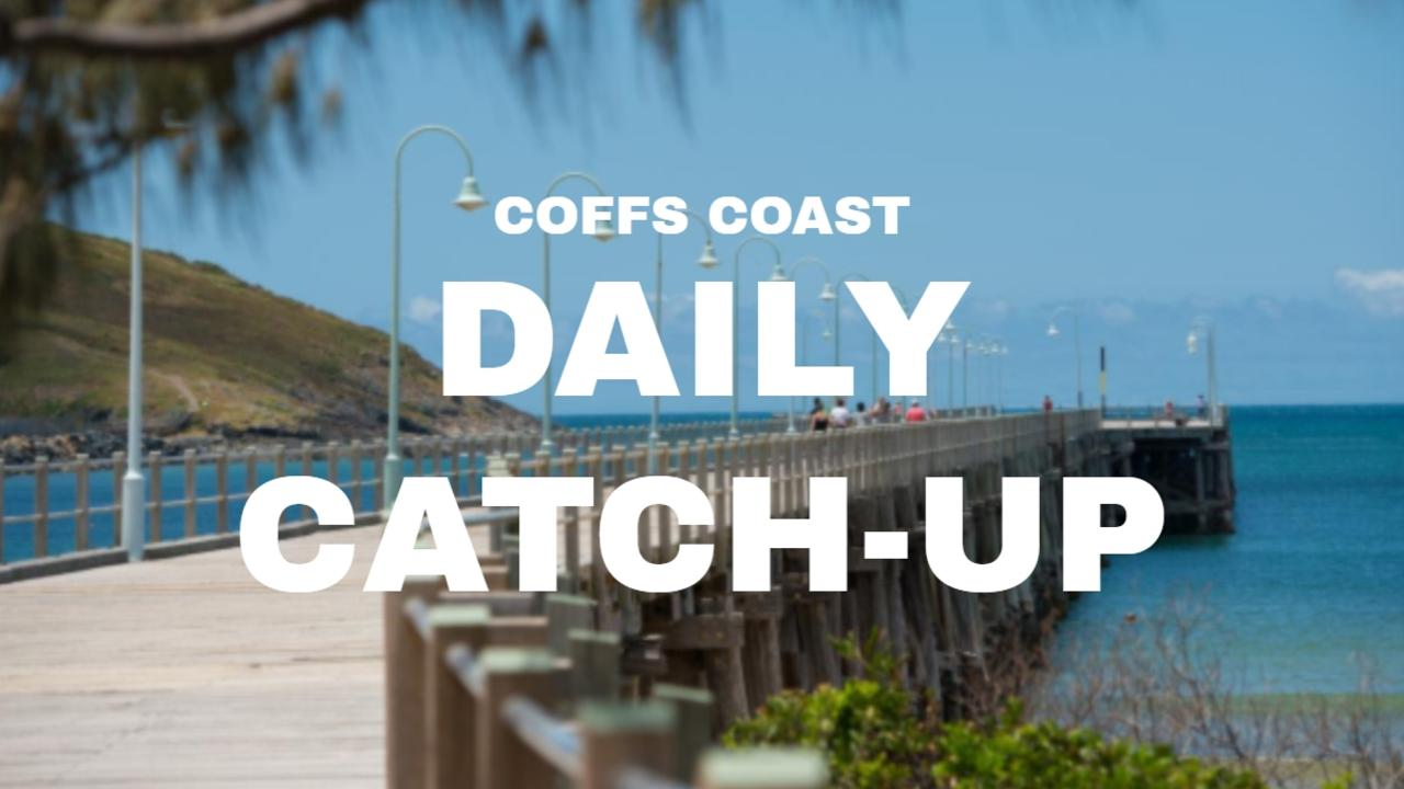 Coffs' Daily Catch-Up.