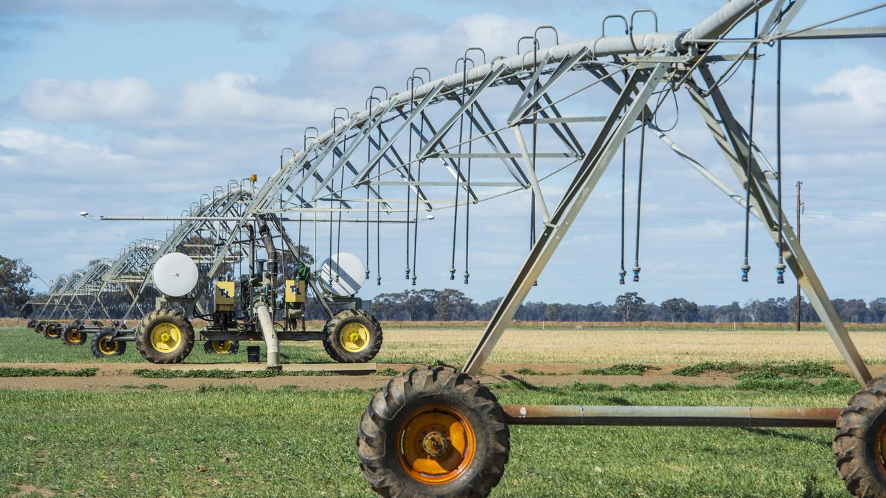 WATER: The QFF is calling for the state government to extended irriagation discounts to more farmers. PICTURE: ZOE PHILLIPS