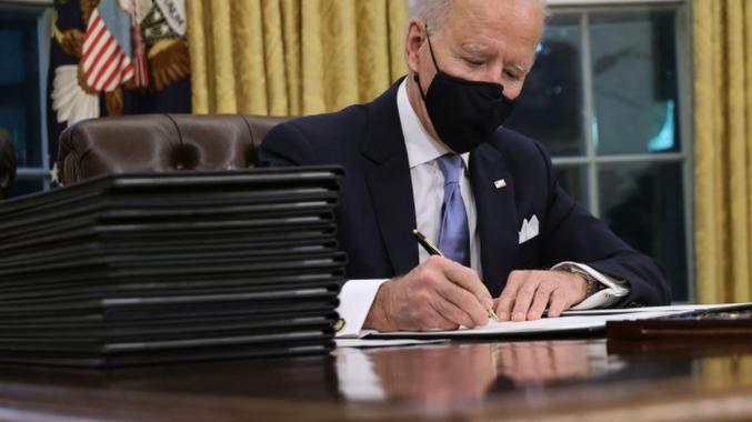 Australia hails Biden's China stance