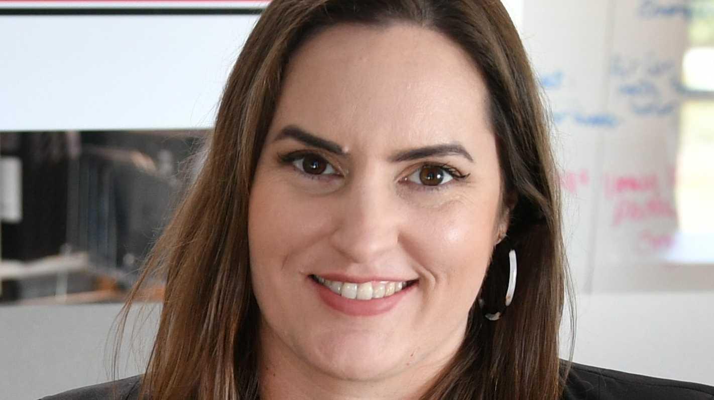 NewsMail editor Megan Sheehan.
