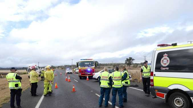 Nanango police urging drivers to be patient on D'Aguilar Hwy