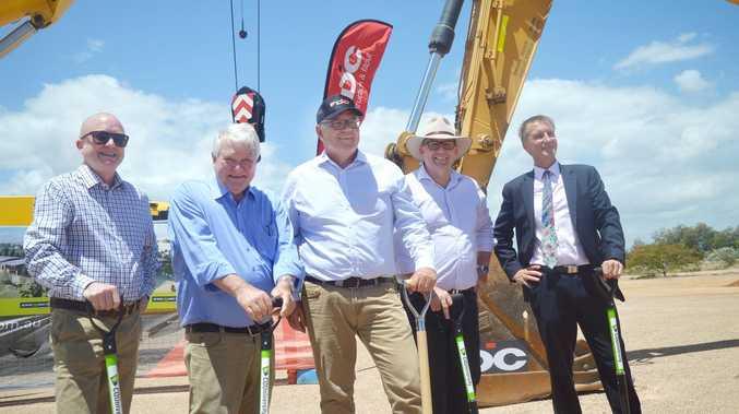 PM and CQUni launch Gladstone's manufacturing future
