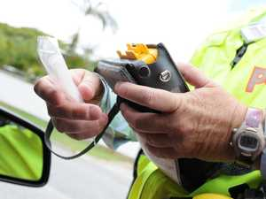 Woman busted drink driving on Fraser after night of drinking