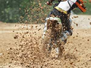 Brazen trail bike riders give police the slip