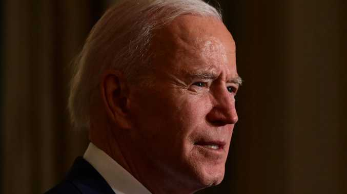 Biden issues 'immediate termination' of border wall