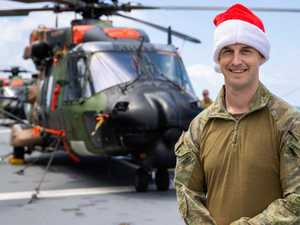 ADF crew head home after Fiji help