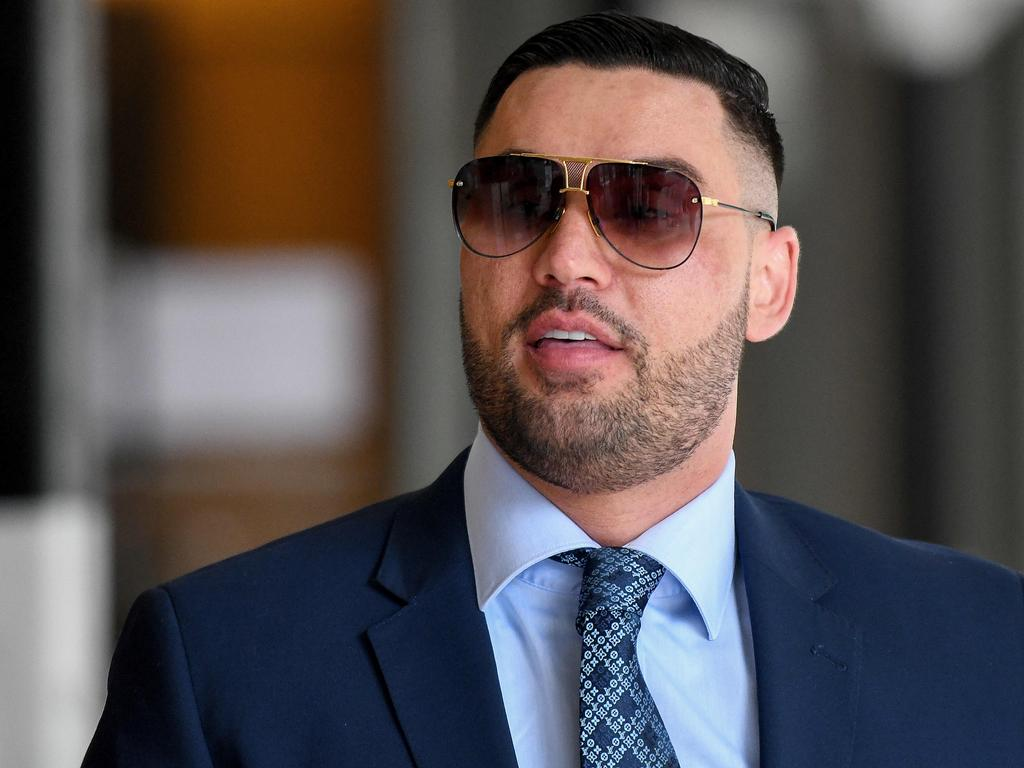 Salim Mehajer was last a free man on November 27. Picture: NCA NewsWire/Bianca De Marchi
