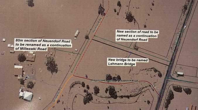 New bridge to take name of Somerset farming family