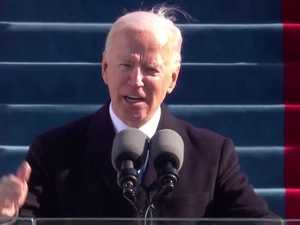 U.S. will 'engage with the world' again -Biden