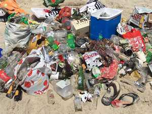 Trashing our beaches can cost you dearly