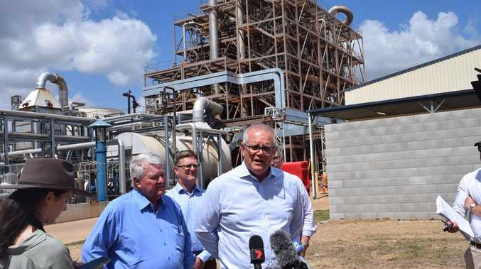 PM slams Premier over Calliope quarantine camp plan