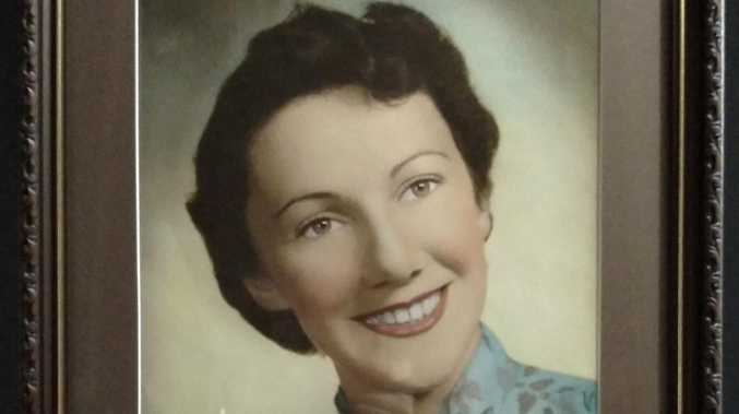 Help Margaret: Do you know who the lady in this photo is?