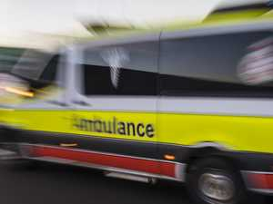 Worker in hospital after 4 metre construction fall