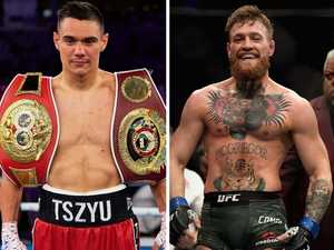 Champ wants McGregor not Tszyu