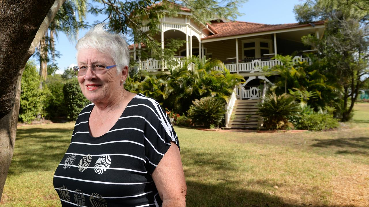Ipswich Club president Pam Lane was named the city's 2021 Senior Citizen of the Year.