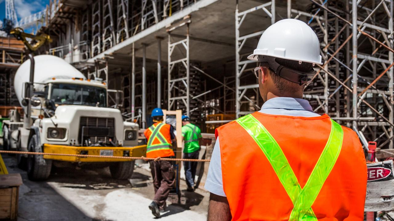 Construction saw an increase in jobs available during 2020 in the Richmond-Tweed area.