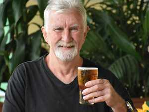 LAST DRINKS: Robins bids Grafton farewell