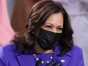 Hidden message in Kamala Harris' outfit