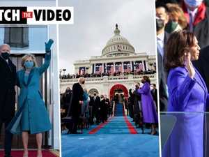The must-watch moments from the 2021 US Inauguration