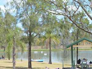 Closed council discusses Lake Dyer caravan park tender