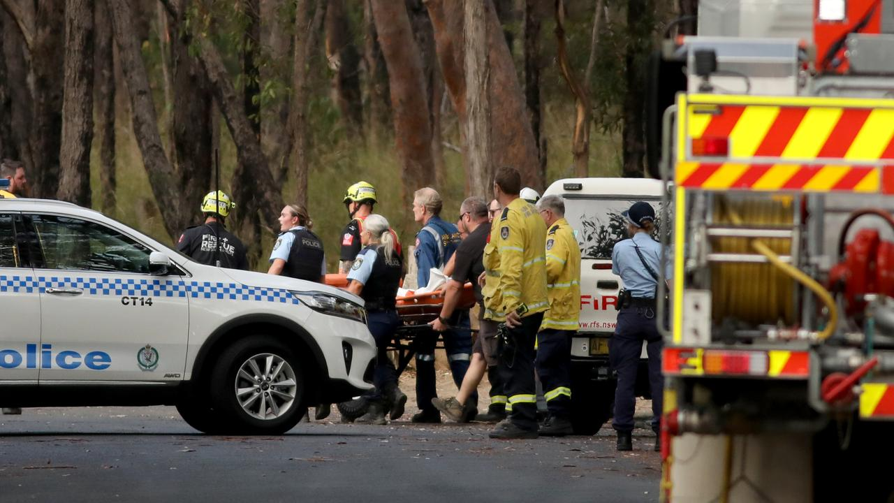 Teenager Riing Doar drowned on Wednesday while swimming at a waterhole in Kentlyn. Picture: NCA NewsWire / Damian Shaw
