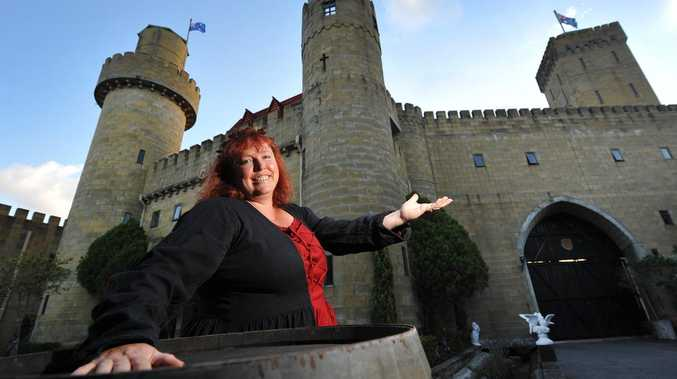 Castle owners 'gutted' as iconic attraction crumbles
