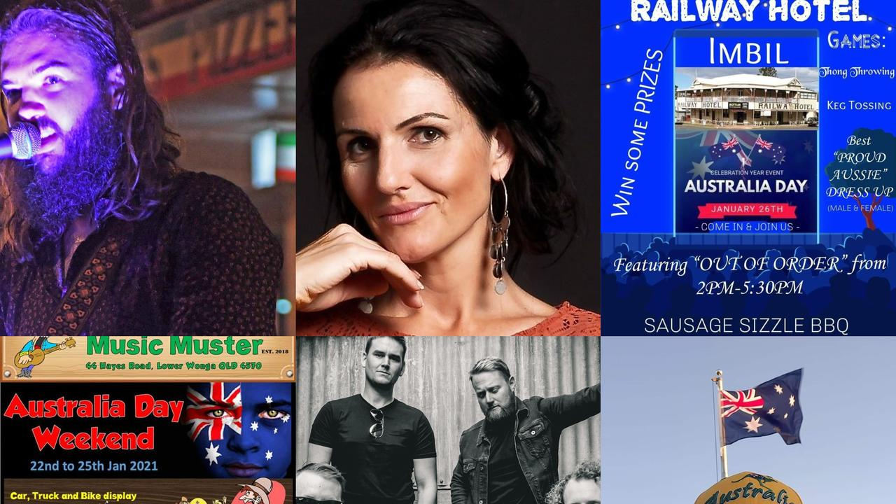 There are plenty of awesome options in the Gympie region to celebrate Australia Day on Tuesday.