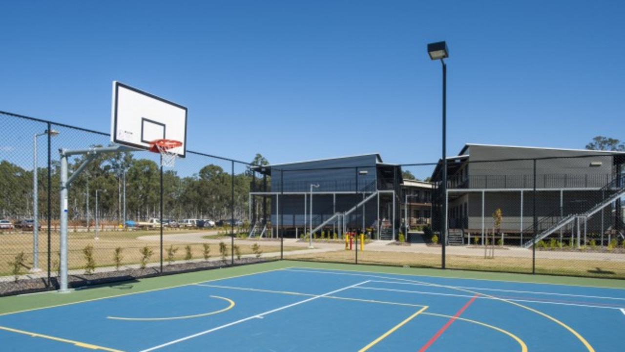 Recreational facilities at the Homeground Villages site. Picture: Homeground Villages