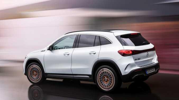 Mercedes unveils affordable electric car