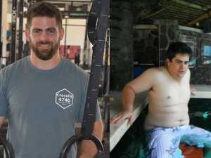 What sparked this Eimeo man's fitness journey