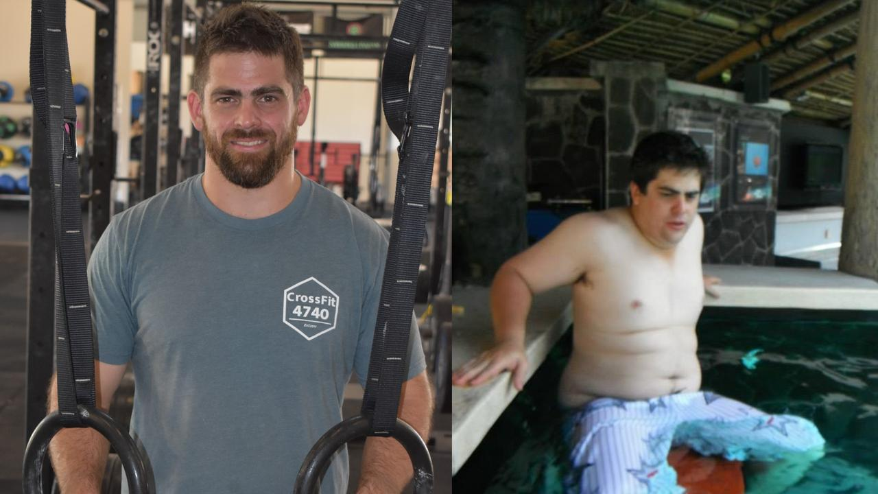 When Kurt Brunker was 19 years old he was given a brutal wake-up call by his doctor – this sparked a life-changing fitness journey.