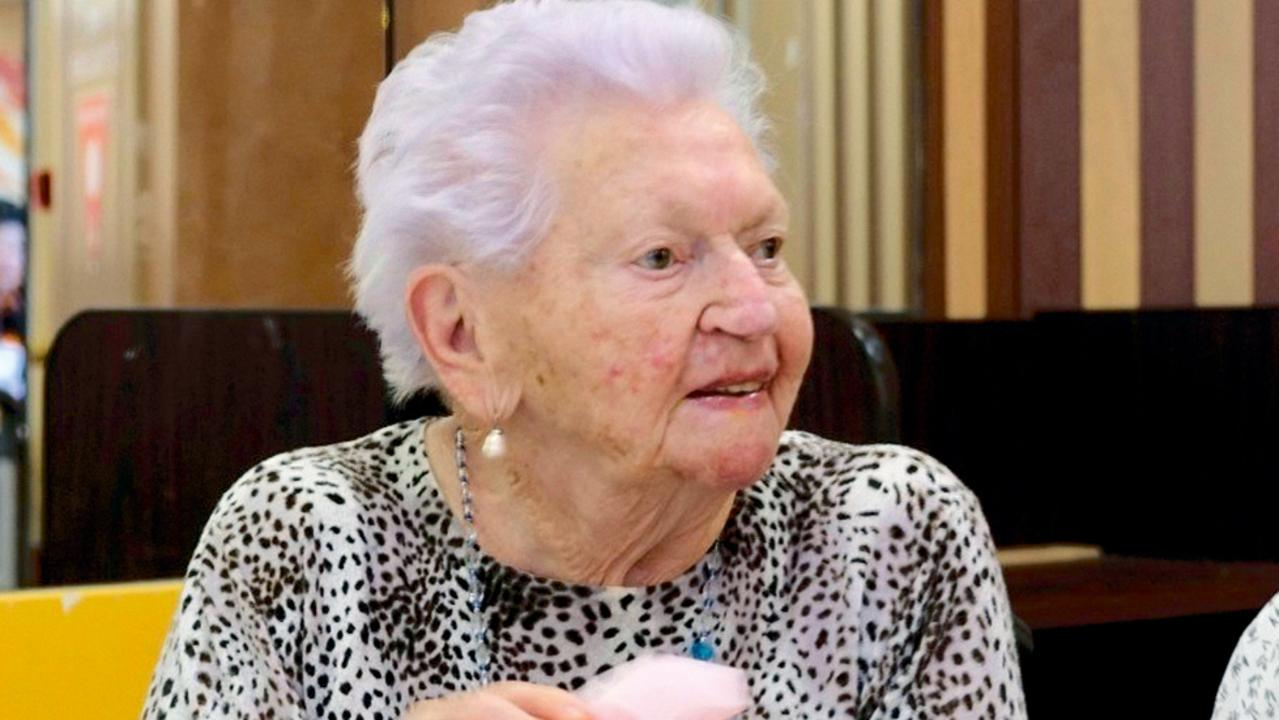 Joan Doherty, pictured in 2020, was visited by ASIO in 2011 to hear about her life as a spy. Picture: Supplied