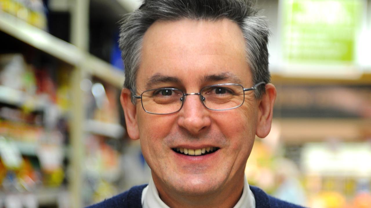 Rob Outridge from Maleny Supa IGA.