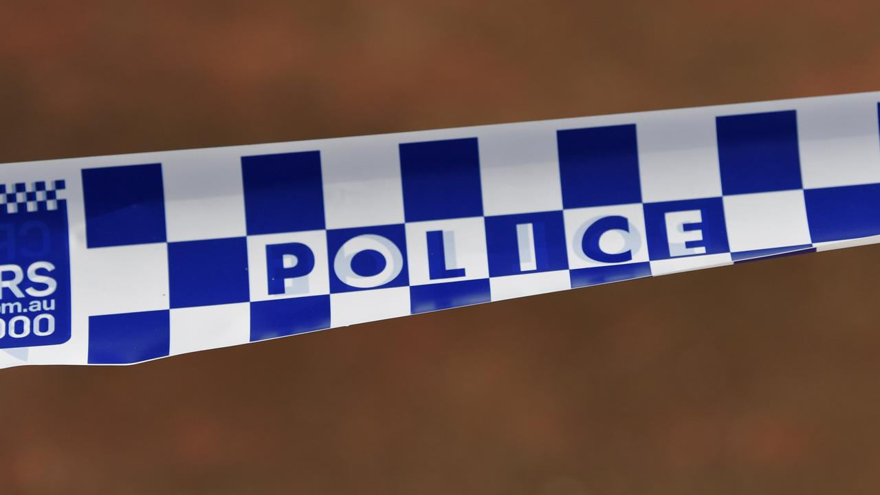 A man has died in a workplace incident involving heavy machinery overnight.