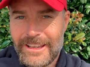 watch the deleted I'm A Celeb scene about Pete Evans