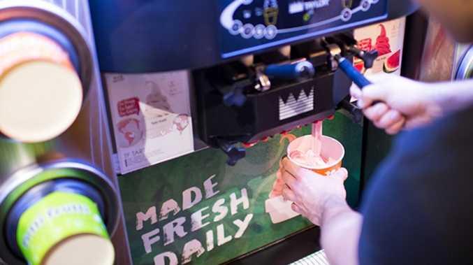 Global frozen yoghurt franchise eyes new Mackay market