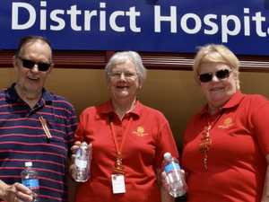 Recycling and fundraising back in action at Ballina Hospital