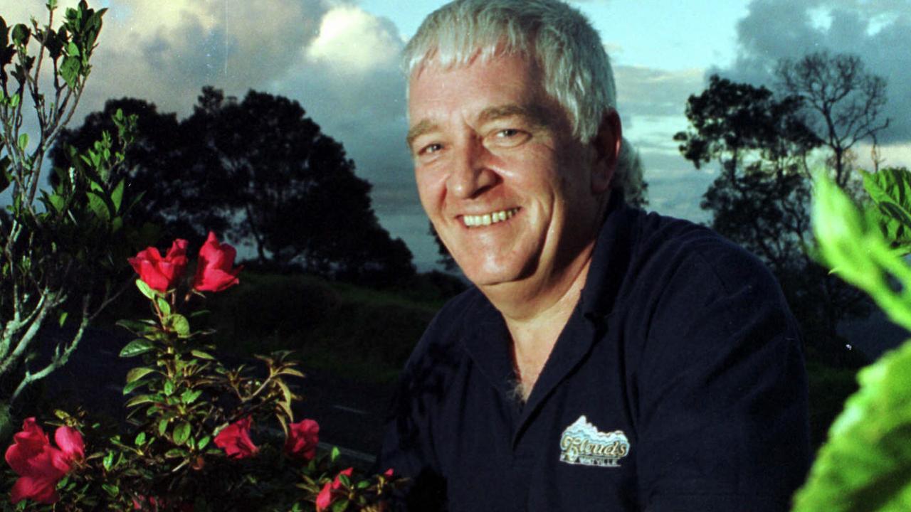 Former Hinterland Tourism president Angus Richard.