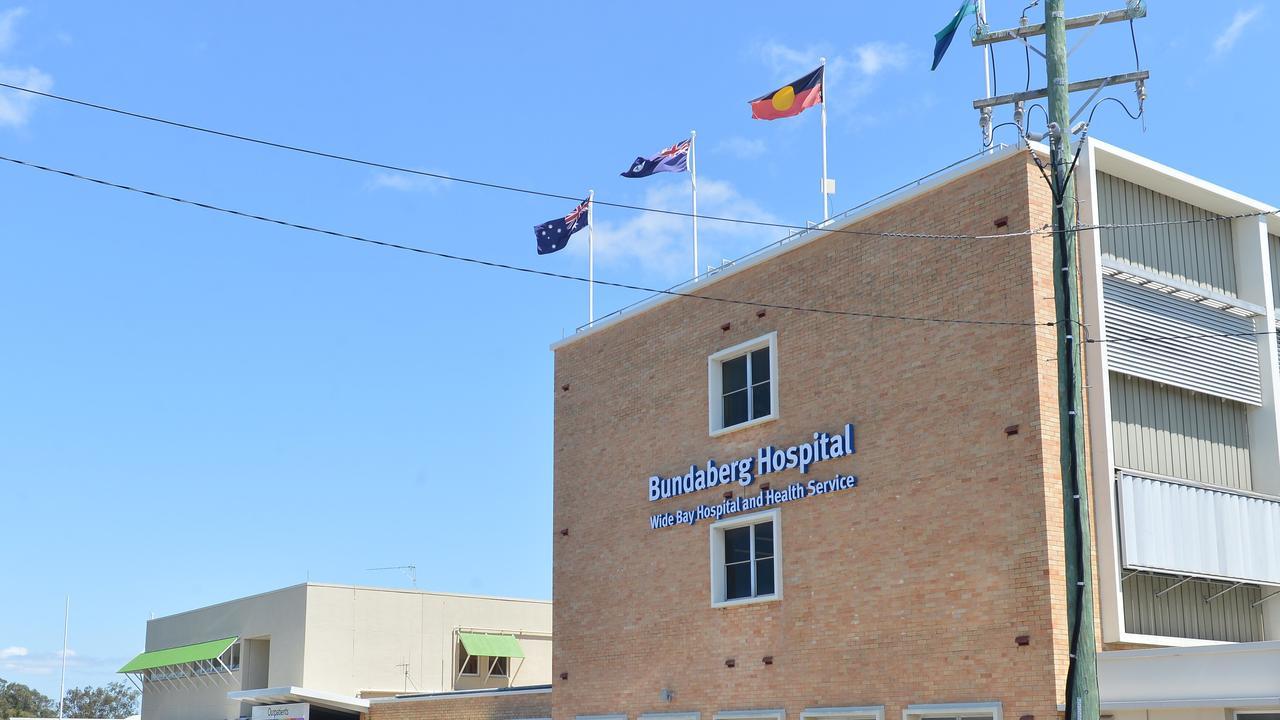 The patients were taken to Bundaberg Hospital.