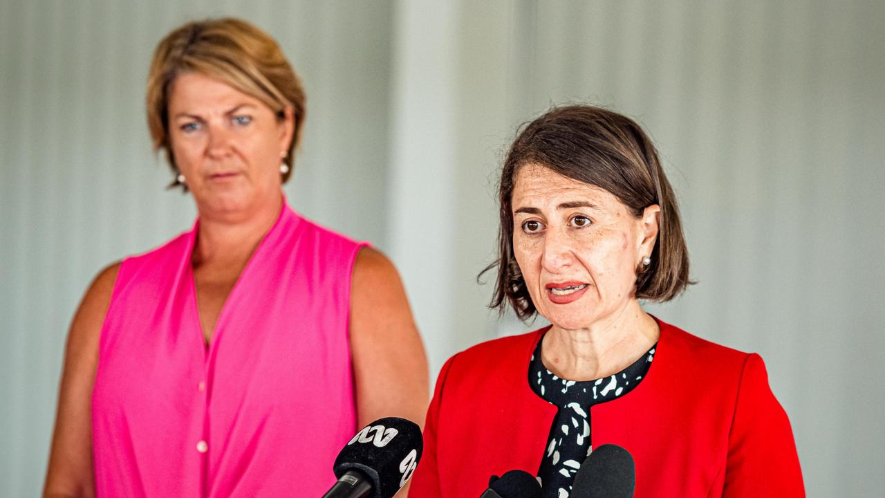 Gladys Berejiklian's office broke law in shredding scandal: watchdog