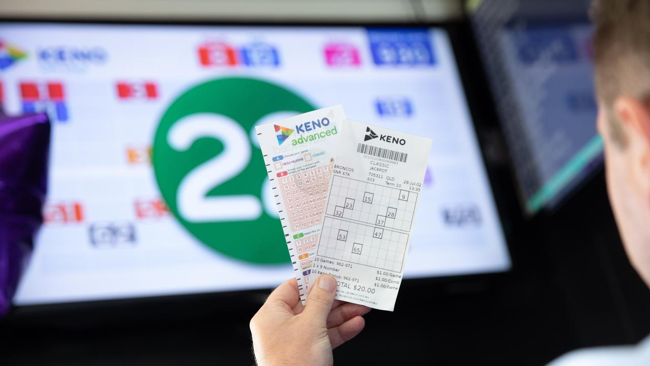 Four Mirani mates landed a $73,000 Keno win on Thursday.