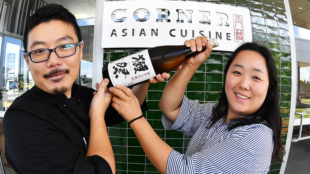 York Cheng and Syliva Hwang will open Corner Asian Cuisine, Baringa on January 29. Picture: Patrick Woods.
