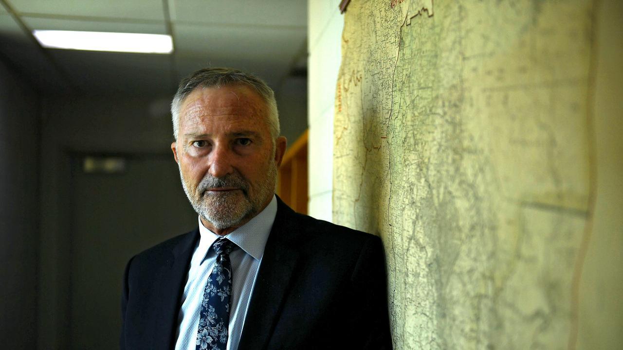 Magistrate Chris Callaghan.