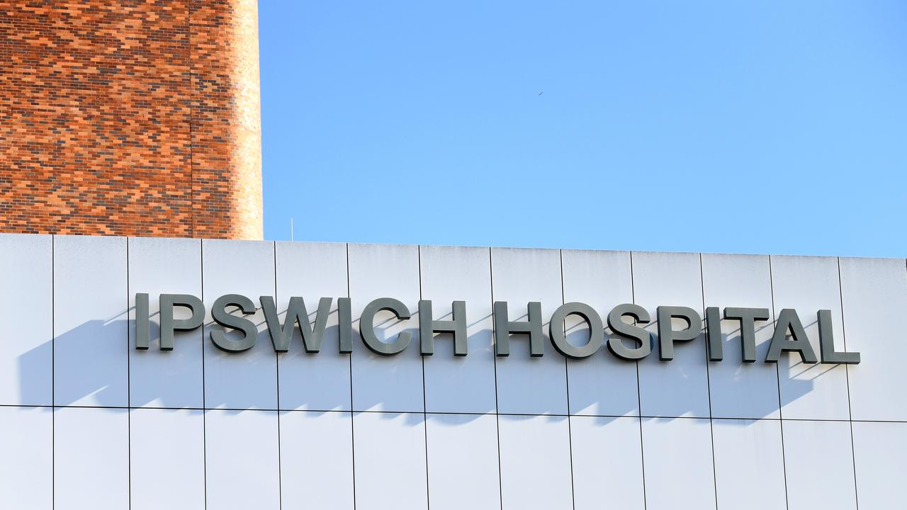 Three teenagers were taken to Ipswich Hospital after their vehicle crashed into a tree on Friday morning.