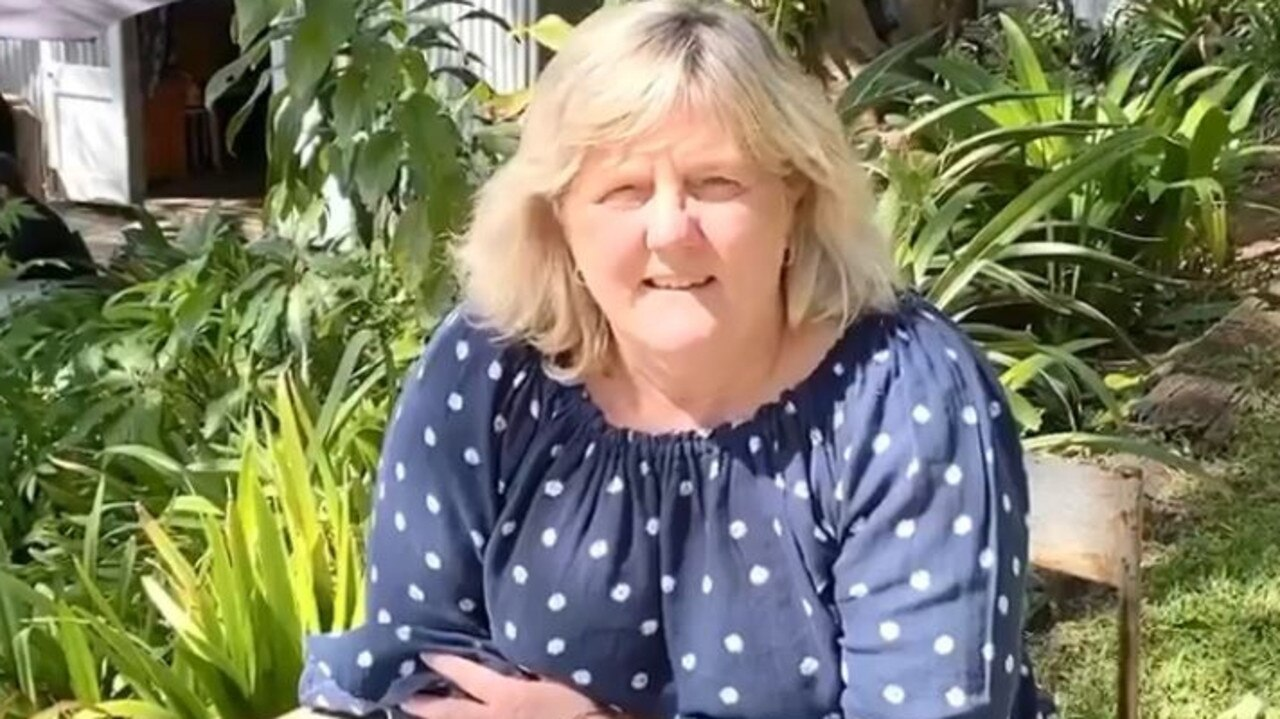 Kerry Brown is the current Hinterland Tourism president.